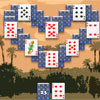 Play Endless Barkhans Solitaire Game