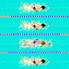 Play HyperSports 50m Swimming Game