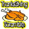 Play ThanksGiving Word Scamble Game